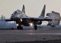 Самолеты ВВС Украины пролетели с полной боевой нагрузкой над Азовским морем