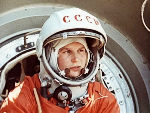 Валентина Терешкова отмечает день рождения