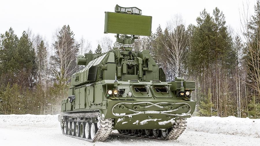Конструктор рассказал о новейшем российском ЗРК «Тор-М2»