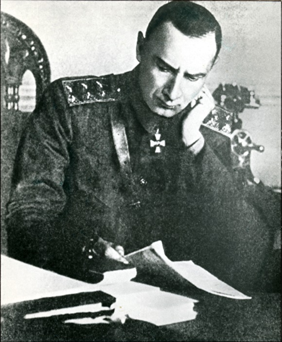 Петербуржец добился от ФСБ снятия секретности с дела Колчака