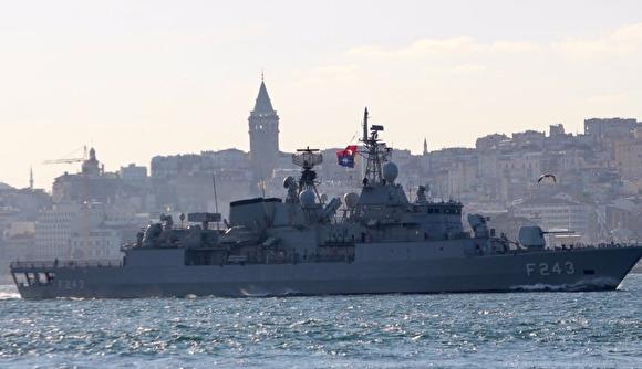 В Черное море вошли шесть боевых кораблей НАТО