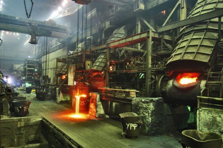 В Оренбургской области закрывается ферроникелевый завод