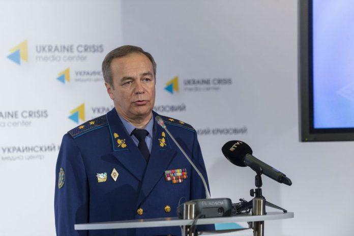 Украинский генерал Романенко: В случае наступления ВСУ на Донбасс Путин создаст Новороссию и захватит Киев