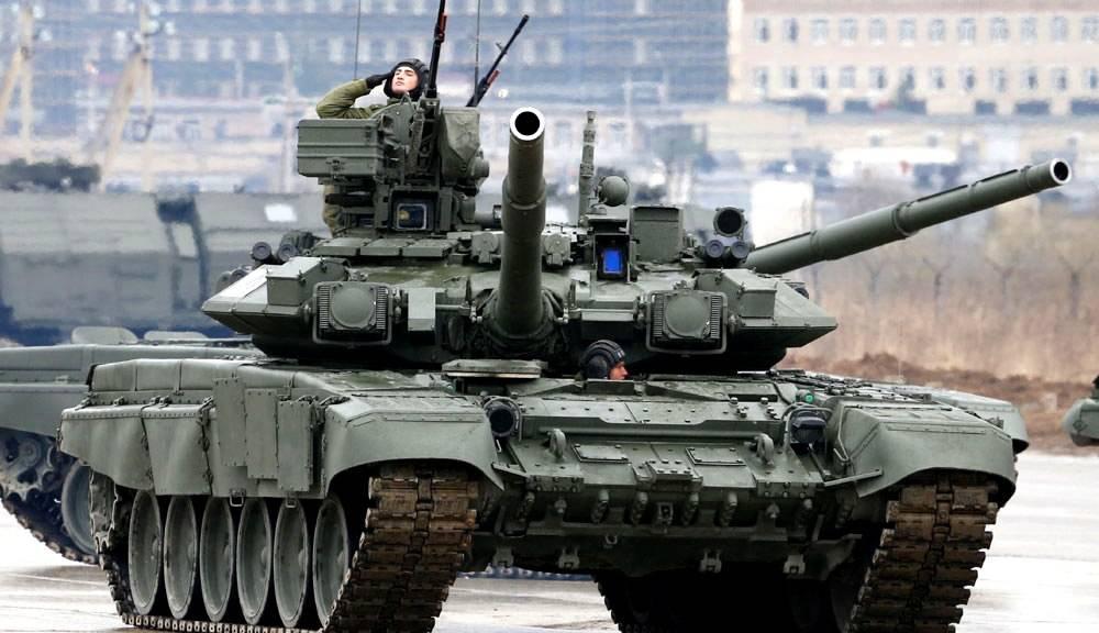 Индия закупит дополнительную партию танков Т-90