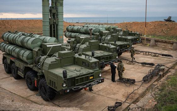 Поставка второго полка С-400 в Китай начнется по морю в июле