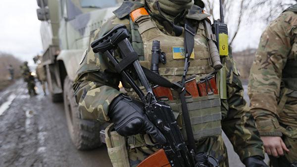 В ДНР заявили о перестрелке между силовиками и националистами