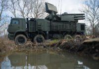 Российские военные испытали новейший комплекс «Панцирь-СМ»