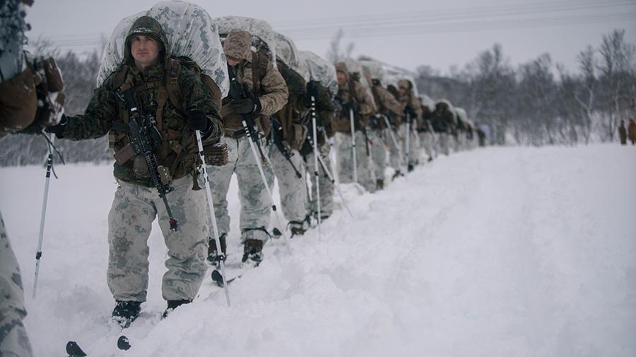 Американцы оказались не готовы воевать с Россией в Арктике