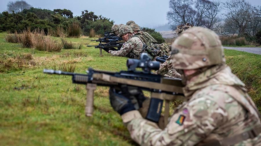 Британский спецназ следил за Россией из Эстонии