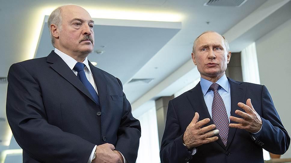Россия запретила поставки с трех предприятий Белоруссии