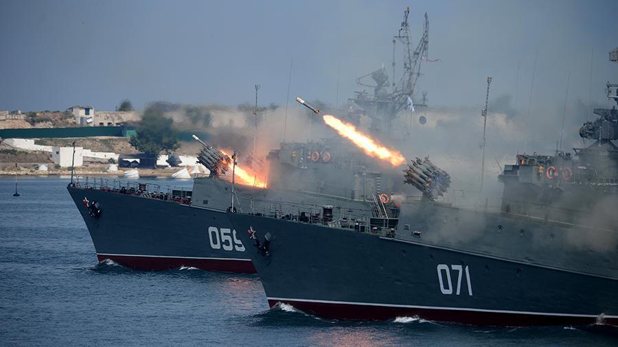 Ракетные катера усилили группировку Черноморского флота РФ