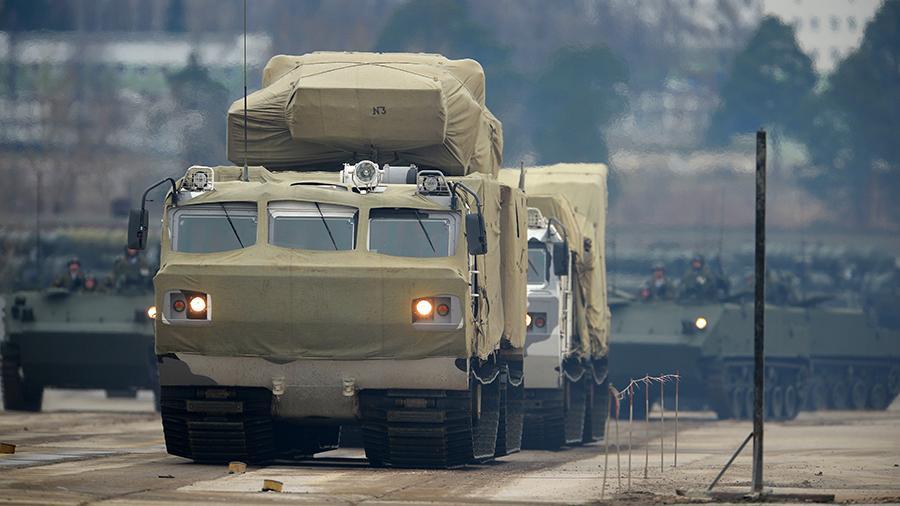 ЗРК «Тор-М2» испытали в условиях реального боя