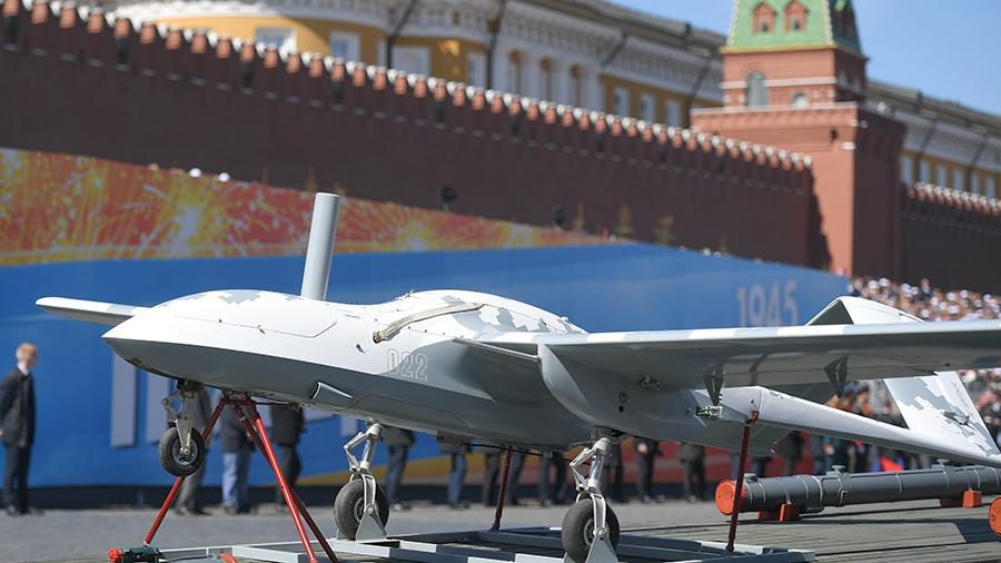 Беспилотник «Корсар» впервые покажут на форуме «Армия»