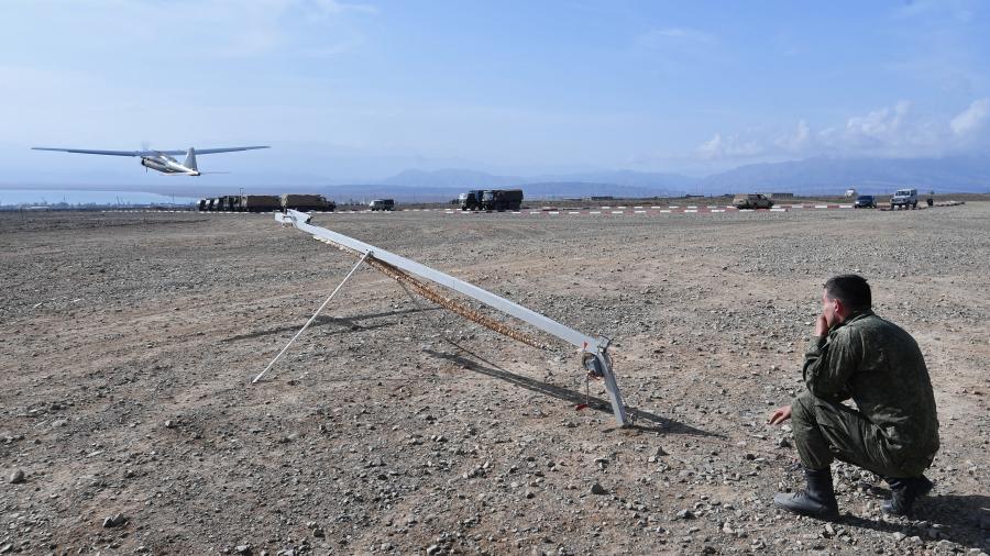 Россия испытает уникальный комплекс по борьбе с дронами