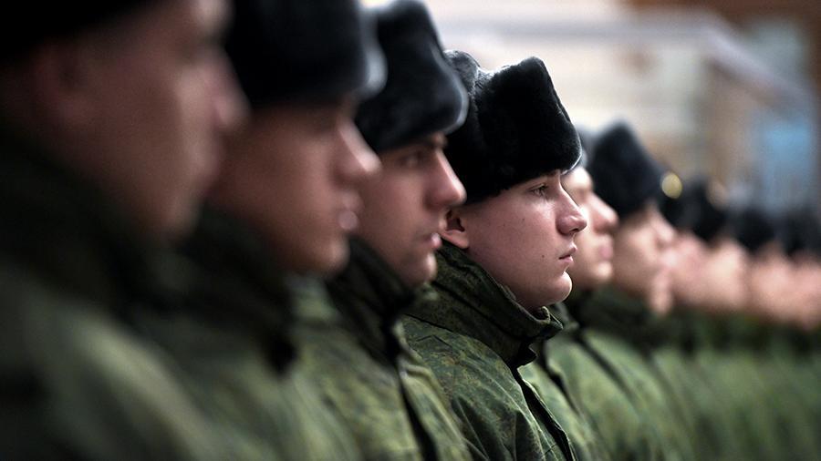 Начался весенний призыв в российскую армию