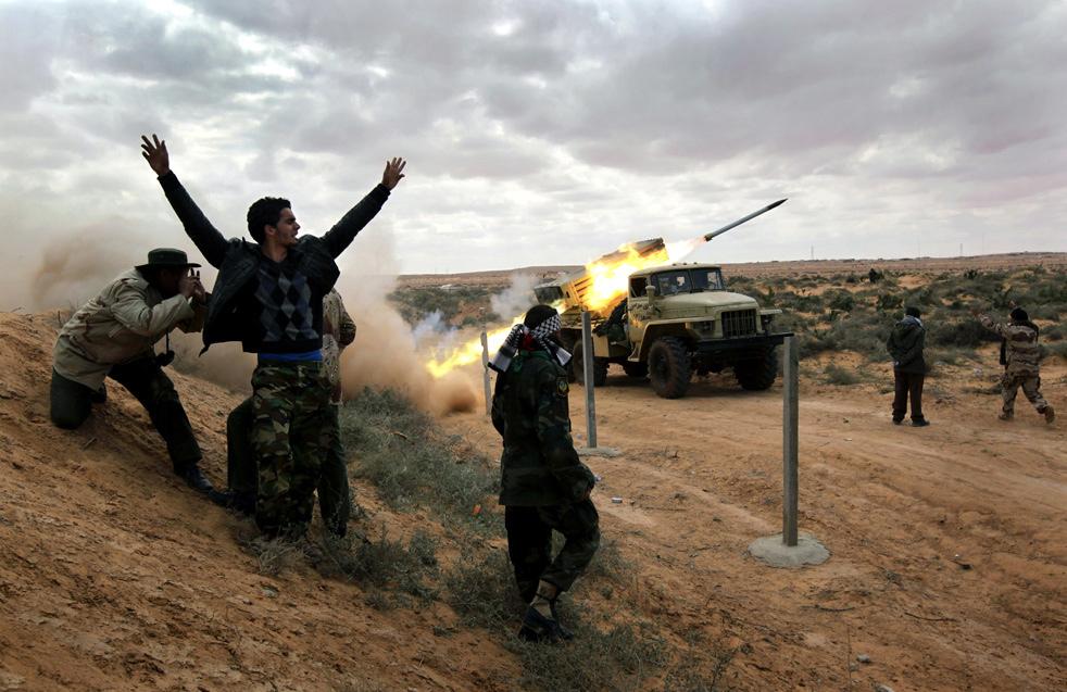 Врачи не смогли добраться до районов столкновений в Ливии