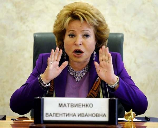 Сергей Нарышкин может сменить Валентину Матвиенко в Совете Федерации