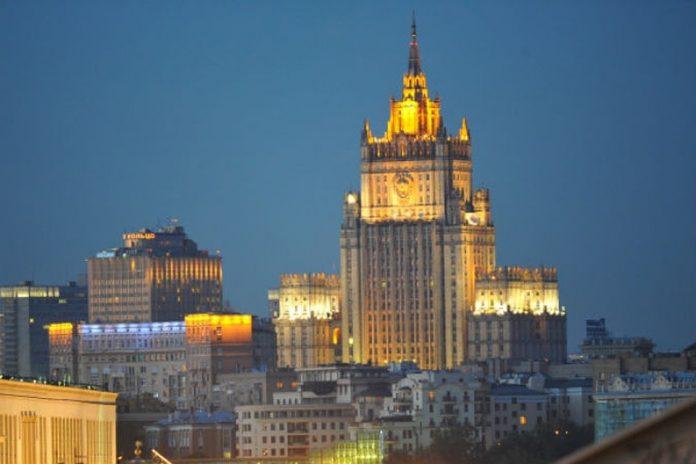 МИД РФ обвинил НАТО в подстрекательстве Украины к провокациям в Керченском проливе