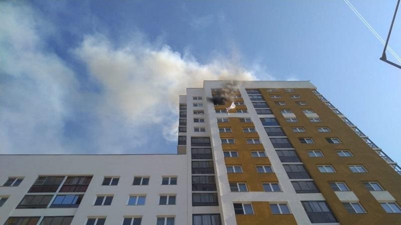 В Екатеринбурге прогремел взрыв в жилом доме