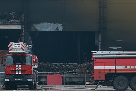В Дзержинске взорвался и рухнул цех завода по производству взрывчатки