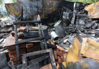 240 человек остались без крова в Забайкалье из-за степных пожаров