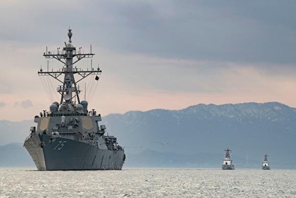Российским морякам не стали платить за военные действия в Сирии