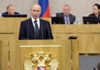 Путин: я не царь, я работаю каждый день