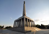 Акция памяти советских солдат прошла в столице Словакии