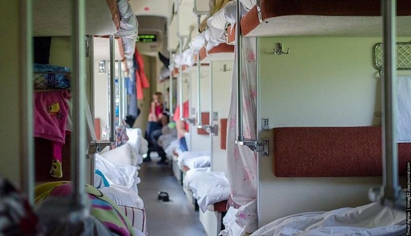 В России к лету в два раза подорожали билеты в плацкарте