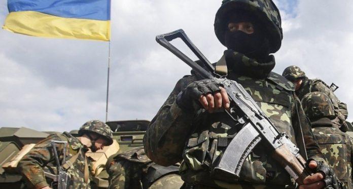На линию фронта в ЛНР прибыли диверсанты и снайперы