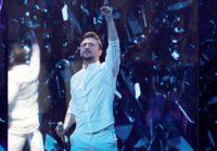 Сергей Лазарев стал финалистом «Евровидения»