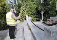 В Польше волонтеры отремонтировали памятник советско-польскому братству