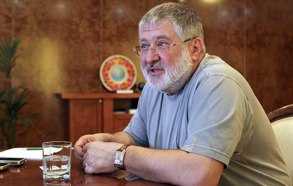 Олигарх Коломойский вернулся на Украину