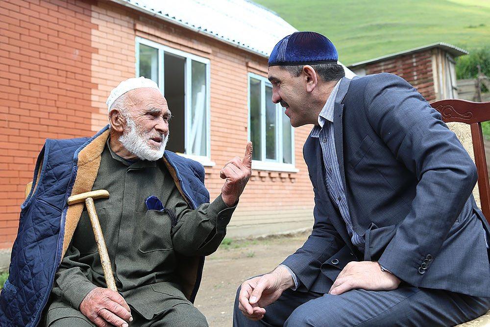 Умер самый пожилой житель России