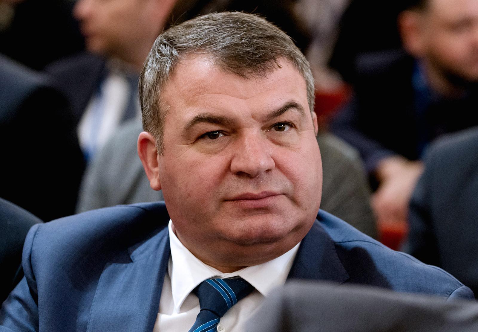 Анатолий Сердюков возглавил совет директоров ОАК