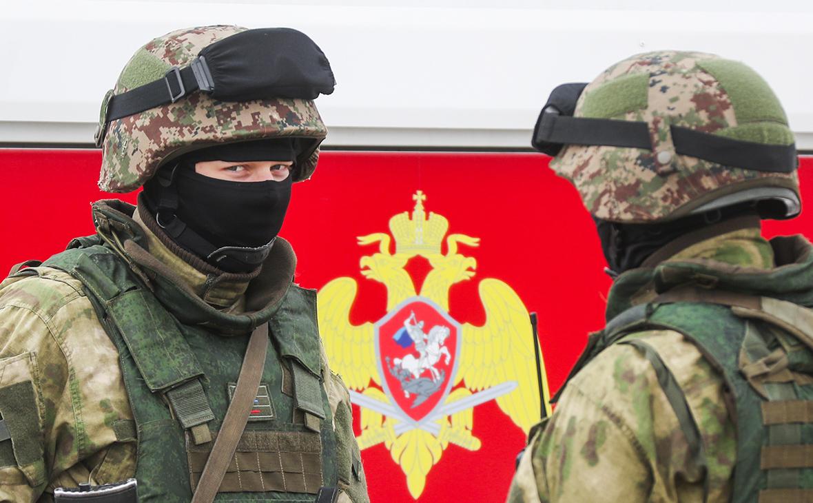 Силовики ликвидировали в Москве группу неонацистов