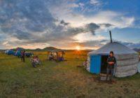 Российские туристы застряли в Монголии из-за чумы