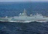 Россия построит 12 новых фрегатов