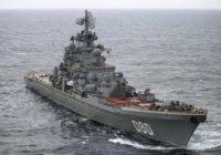 Американское издание признало «Адмирала Нахимова» самым мощным кораблем