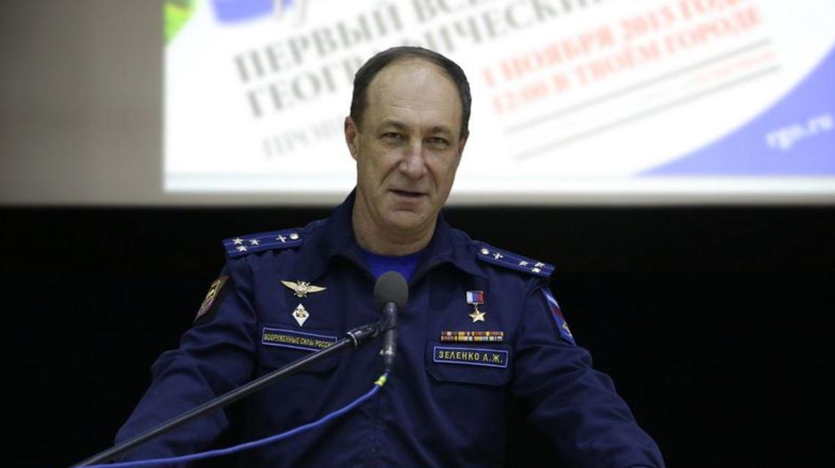 Умер Герой России Андрей Зеленко