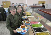 Российских солдат больше не будут кормить тушёнкой