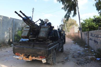Армия Хафтара похвасталась успехами в захвате Триполи