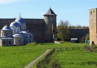 Эстония захотела часть российских территорий