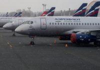 Летевший из Москвы в Самару SSJ вернулся в Шереметьево