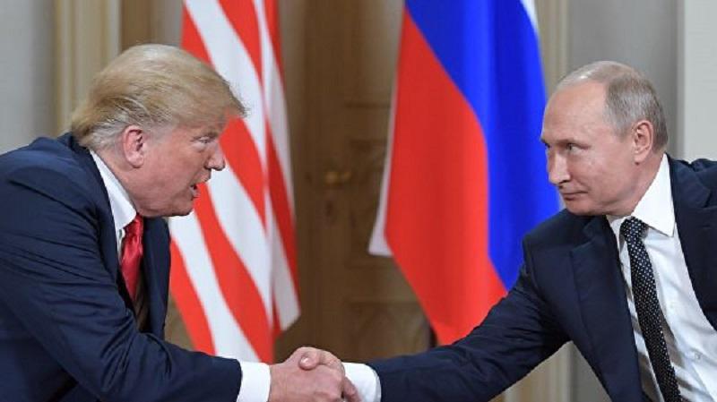 Путин и Трамп побеседовали «на ногах» перед началом G20