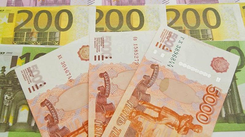 Курс евро взлетел