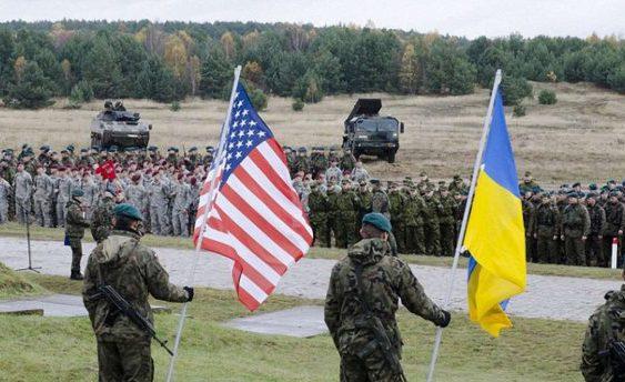 украина сша армия