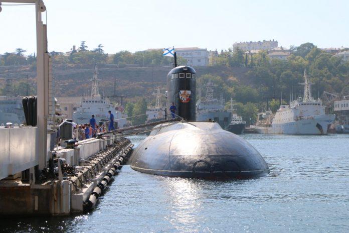 Минобороны: Россия восстановила подводный флот в Крыму