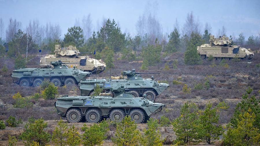 СМИ рассказали о подготовке Литвы к войне с Россией