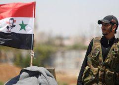 Сирийские войска вернули себе стратегические высоты в Хаме